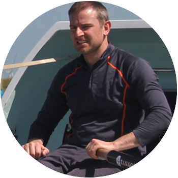 Richard Allen - Rower
